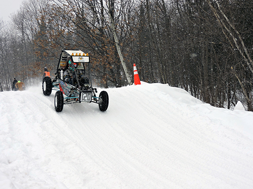 Kettering University's SAE Baja team places third at 2018 competition