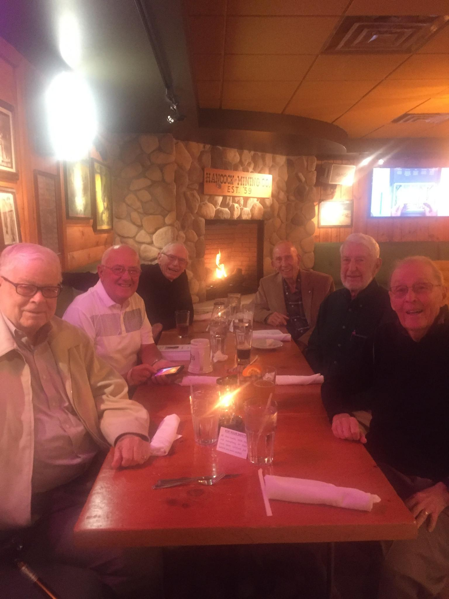 Class of 55 Luncheon - Bloomfield Hills, Michigan