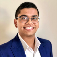 Hemanth Tadepalli, a student in the School of Management