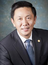 Dr. James Zhang, Provost