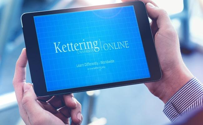 Kettering Online offers graduate degrees and certificates